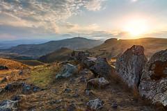 Karaunge (YuPanch) Tags: armenia karaunge evening sunset stones caucasus mountains армения горы кавказ камни вечер закат