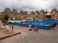 Place Ducale - Charleville-Mézières - 04 (yannick085) Tags: placeducale france piscine ardennes grandest charlevillemezieres charleville mezieres