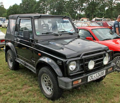 Samurai (Schwanzus_Longus) Tags: bockhorn german germany japan japanese modern car vehicle 4x4 awd 4wd offroad offroader suzuki samurai