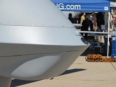 "General Atomics MQ-1 Predator 00002 • <a style=""font-size:0.8em;"" href=""http://www.flickr.com/photos/81723459@N04/48565755387/"" target=""_blank"">View on Flickr</a>"