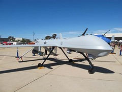 "General Atomics MQ-1 Predator 00001 • <a style=""font-size:0.8em;"" href=""http://www.flickr.com/photos/81723459@N04/48565755997/"" target=""_blank"">View on Flickr</a>"