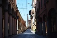 Bologna Strada Maggiore (೬•ℳeris• ೄ) Tags: bologna italia italy streets colors amazing view urban city
