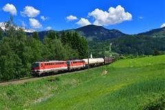 """1142 621 """"ÖBB"""" Windischgarsten (Matthias Greinwald) Tags: 1142 621 596 öbb österreichische bundesbahn güterzug zug windischgarsten pyhrn"""