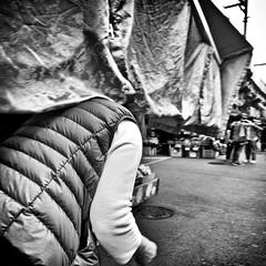 ameyoko-cho, japan (michaelalvis) Tags: asia ameyokocho bw blackandwhite candid city citylife pedestrian fujifilm flickr fujicolor japan japon japanese monochrome mono nihon nippon peoplestreet portrait people peoplestreets photography streetphotography streetlife street travel tokyo urban ueno x70