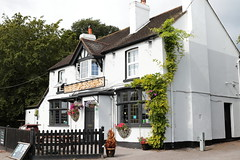The Foresters Arms Bagshot Surrey UK (davidseall) Tags: the foresters pub pubs inn tavern bar public house houses bagshot surrey uk gb british english arms