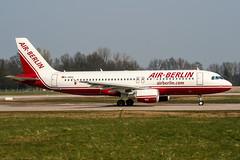 D-ABDO (PlanePixNase) Tags: airport aircraft planespotting hannover airbus a320 320 haj airberlin langenhagen eddv