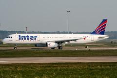 TC-IEH (PlanePixNase) Tags: aircraft airport planespotting haj eddv hannover langenhagen inter airbus 321 a321