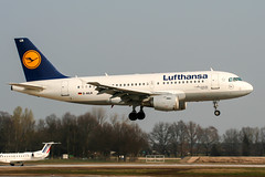 D-AILR (PlanePixNase) Tags: aircraft airport planespotting haj eddv hannover langenhagen lufthansa airbus 319 a319