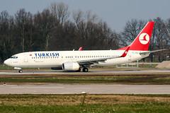 TC-JGD (PlanePixNase) Tags: aircraft airport planespotting haj eddv hannover langenhagen turkish turkishairlines boeing 737 737800 b738