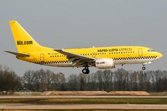 D-AGET (PlanePixNase) Tags: aircraft airport planespotting haj eddv hannover langenhagen boeing 737 hlx hapaglloyd express 737700