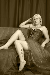 Formal Relaxing (David Blandford photography) Tags: selene theia inspire studio salisbury formal dress
