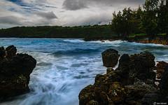 Keanae Peninsula, Maui (Ken Mickel) Tags: clouds cloudy coast hawaii kenmickelphotography ke'anae ke'anaepeninsula landscape longexposure longexposurephotography maui ocean outdoors roadtohana seascape seashore shore sky waves nature photography water haiku unitedstatesofamerica