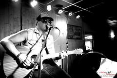 6 (1300 Photography) Tags: fujifilmxf10 nightphotography affinity affinityphoto blackwhite blackandwhite livemusic bar nathanvegas nightclub alfreds music acoustic