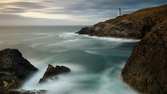Trevose Head Lighthouse (ABPhotosUK) Tags: atx116prodxii1116mmf28 canon coastal cornwall eos7dmarkii effects landscapes lighthouse longexposure northcoast seasons summer summerwatch sunset tokina trevosehead