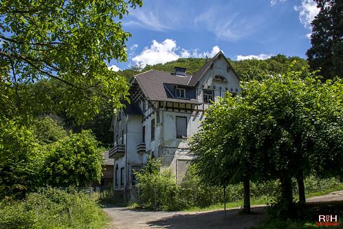 Omgeving Schloss Drachenburg