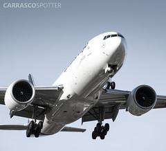 B777F Lufhthansa Cargo (Carrascospotter) Tags: boeing boeinglovers b777 airplane avgeek aviation aviationgeek avión lufthansa sky spotter spotting megaplane megaaviation montevideo