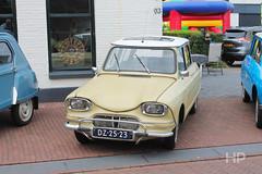 Citroën Ami 6 de Luxe  06-1965  DZ-25-23 (harry.pannekoek) Tags: citroën ami 6 de luxe 061965 dz2523