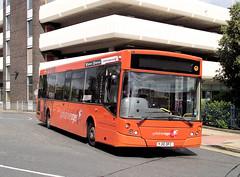 Yorkshire Tiger  667  YJ10DFC (tinies) Tags: yorkshiretiger 667 yj10dfc vdl sb180 mcv evolution huddersfield buses