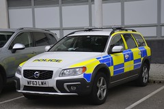 WF63 LWH (S11 AUN) Tags: devon cornwall police volvo xc70 d5 4x4 anpr video equipped rpu roads policing unit traffic car 999 emergency vehicle wf63lwh