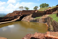 Sigiriya Rock Fortress - Sri Lanka (gstyliani) Tags: sri lanka asia ceylon sigiriya lion rock