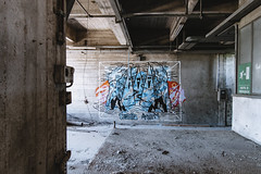 INSULA AETERNUM (eleuro_eleuro) Tags: graffiti streetart urban urbanism urbanfotography art street muralism