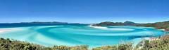 Whitsunday Islands (ISO 69) Tags: panorama whitsundays whitsunday island queensland beach sea sand white australia australien insel unesco kristall hamilton water waster sun sonne strand explore