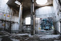FRUCTUS TRASFORMATIONIS (eleuro_eleuro) Tags: graffiti streetart urban urbanism urbanfotography art street muralism