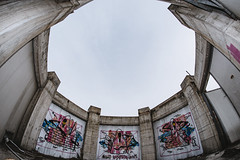 NEQUIT CONSISTERE RECTUM (eleuro_eleuro) Tags: graffiti streetart urban urbanism urbanfotography art street muralism
