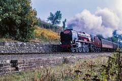 SVR 015 (Phil_the_photter) Tags: steam steamengine steamloco steamrailway 34027 tawvalley tenburywall dowlesjunction svr severnvalleyrailway bulleidlightpacific bulleid westcountry