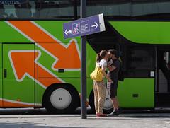 Buskuss II (.Dirk) Tags: berlin olympusem10ii mzuiko4518 street people prime mft m43 busterminal busbahnhof schöneberg