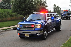 Parsippany Rescue and Recovery Unit First Response 69/7 (Triborough) Tags: nj newjersey morriscounty parsippanytroyhills parsippanytroyhillstownship parsippany praru prru parsippanyrescueandrecoveryunit firetruck fireengine firstresponse firstresponse697 gm gmc 2500