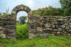 Portal (JMS2) Tags: ruins remains opening doorway rye marshlands jayestate preservation history
