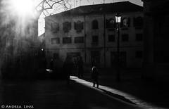 venezia ... (andrealinss) Tags: italia italien italy venedig venezia venice schwarzweiss street streetphotography streetfotografie bw blackandwhite availablelight andrealinss 35mm
