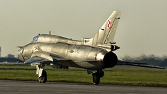 Su-22M4 (kamil_olszowy) Tags: su22m4 fitterk fighter bomber epks poznań krzesiny polish air force siły powietrzne rp 3817 су22м4 sukhoi сухой ввс польши