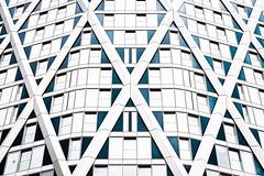 X Marks The Spot - Explored (Sean Batten) Tags: london england unitedkingdom architecture building eastlondon docklands canarywharf city urban nikon d800 70200 windows newfoundland