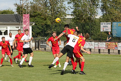 99 (Dale James Photo's) Tags: banbury united football club v royston town fc southern league premier division central step three non puritans crows spencer stadium plant hire community saturday seventeenth august 2019