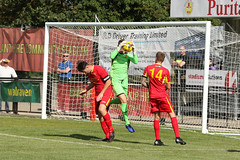90 (Dale James Photo's) Tags: banbury united football club v royston town fc southern league premier division central step three non puritans crows spencer stadium plant hire community saturday seventeenth august 2019