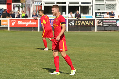 89 (Dale James Photo's) Tags: banbury united football club v royston town fc southern league premier division central step three non puritans crows spencer stadium plant hire community saturday seventeenth august 2019
