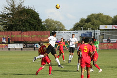 113 (Dale James Photo's) Tags: banbury united football club v royston town fc southern league premier division central step three non puritans crows spencer stadium plant hire community saturday seventeenth august 2019
