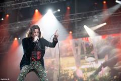 Rival Sons (Kymmo) Tags: rival sons rock festival musilac aix les bains photo nikon music
