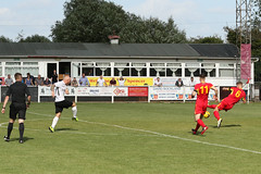 96 (Dale James Photo's) Tags: banbury united football club v royston town fc southern league premier division central step three non puritans crows spencer stadium plant hire community saturday seventeenth august 2019
