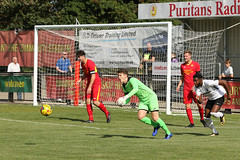 91 (Dale James Photo's) Tags: banbury united football club v royston town fc southern league premier division central step three non puritans crows spencer stadium plant hire community saturday seventeenth august 2019