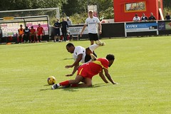107 (Dale James Photo's) Tags: banbury united football club v royston town fc southern league premier division central step three non puritans crows spencer stadium plant hire community saturday seventeenth august 2019