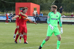 122 (Dale James Photo's) Tags: banbury united football club v royston town fc southern league premier division central step three non puritans crows spencer stadium plant hire community saturday seventeenth august 2019
