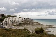 Falaises d'Ault - France (Guillaume DELEBARRE) Tags: cliffs somme 80 france tamron2470f28 canon nuages sea mer manche hautsdefrance falaises landscape paysage