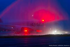 IKD_9036 (ikunin) Tags: 2019 a350 a350900 airbus domodedovo moscowregion qatar qatarairways aircraft airline airplane aviation spotting домодедово катар московскаяобласть подмосковье авиакомпания авиация международныйаэропорт самолёт споттинг