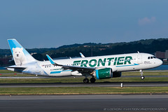 17-Aug-2019 DCA N353FR A320-251N (cn 8977)   / Frontier Airlines (Lockon Aviation Photography) Tags: 17aug2019 dca n353fr a320251n cn8977 frontierairlines lockonaviationphotography wwwlockonaviationnet washingtonbaltimorespotters