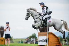FEI European Championships Strzegom 2019 - Ponies - Eventing (Fédération Equestre Internationale) Tags: daisy bathe gbr riding sf detroit during cross country fei european championships strzegom 2019 ponies eventing