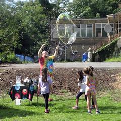 Bubble Fun (cdb41) Tags: hanworth park house feltham bubbles