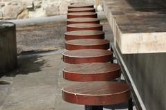 round seats (Artee62) Tags: london city canon eos 7d